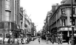Hull, Whitefriargate c.1955, Kingston Upon Hull