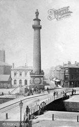 Hull, Wilberforce Memorial c.1890