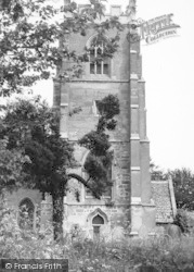 Hundleby, St Mary's Church c.1955