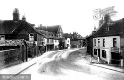 Bridge Street 1903, Hungerford