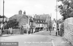 Bridge Street c.1955, Hungerford