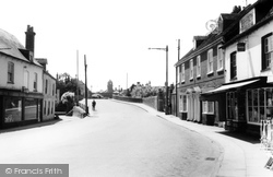 Bridge Street c.1960, Hungerford
