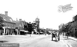 Hungerford, High Street 1903