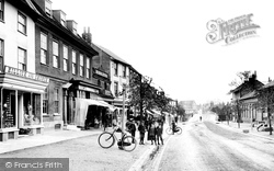High Street 1903, Hungerford