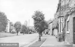 High Street c.1955, Hungerford