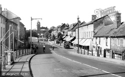 Hungerford, High Street c.1955