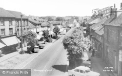 Hungerford, High Street c.1960