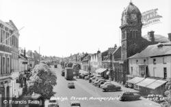 High Street c.1965, Hungerford