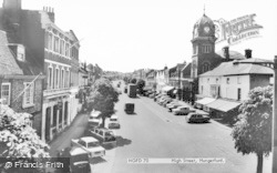 Hungerford, High Street c.1965