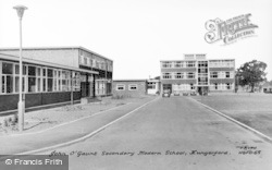 Hungerford, John O'gaunt Secondary Modern School c.1960