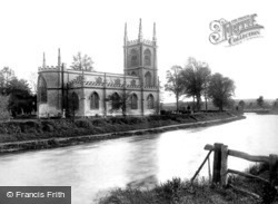 Hungerford, St Lawrence's Parish Church 1903