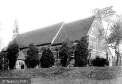 St Saviour's Church 1903, Hungerford