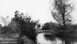 The Bridge c.1965, Hungerford