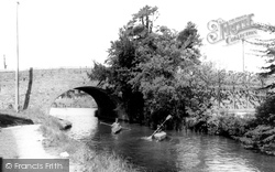 Hungerford, The Canal c.1960