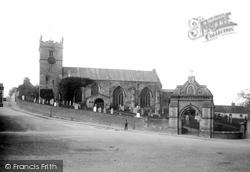 All Saints Church 1895, Hunmanby