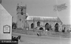 All Saints Church 1951, Hunmanby