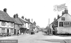Bridlington Street c.1950, Hunmanby