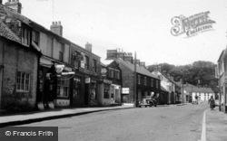 Bridlington Street c.1955, Hunmanby