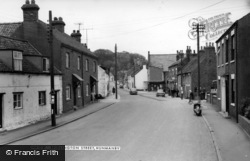 Bridlington Street c.1960, Hunmanby