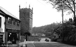 Church Hill c.1950, Hunmanby