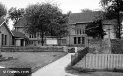 Cross Hill Methodist Chapel c.1960, Hunmanby