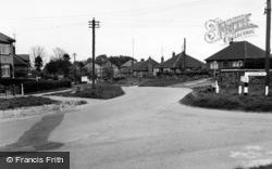 Lower Stonegate c.1965, Hunmanby