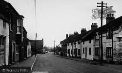 Stonegate c.1950, Hunmanby