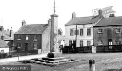 The Cross c.1950, Hunmanby