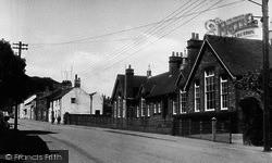 The School c.1955, Hunmanby