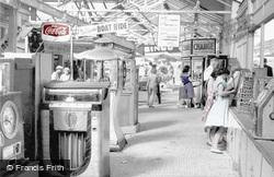Fun Fair At The Pier Head c.1955, Hunstanton
