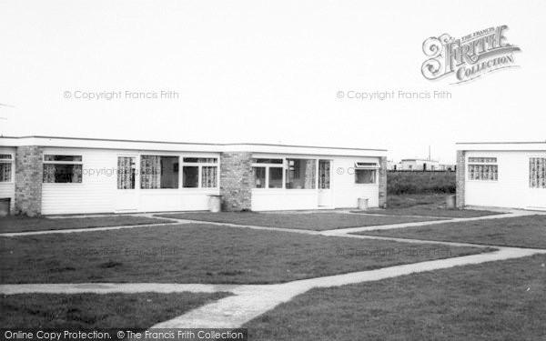 Hunstanton Manor Park Caravan Site Chalets 1965
