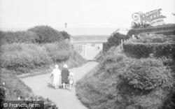 Hunstanton, The Gardens 1927