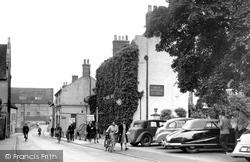Huntingdon, Bridge Hotel c.1955