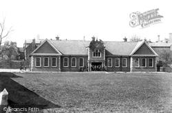 Huntingdon, Grammar School 1906