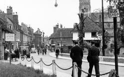 Heading To The Pub c.1950, Huntingdon