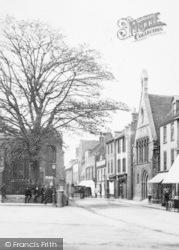 Huntingdon, High Street 1906