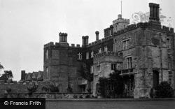 Huntingdon, Hinchingbrooke 1951