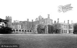 Huntingdon, Hinchingbrooke House 1898