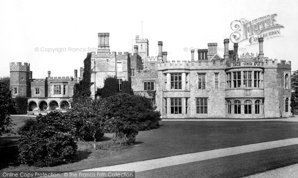Photo of Huntingdon, Hinchingbrooke House 1907, ref. 58552