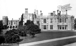 Huntingdon, Hinchingbrooke House 1907