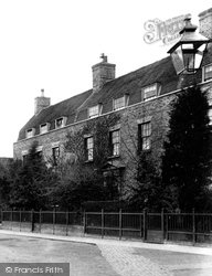 Huntingdon, North End 1906
