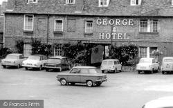 Huntingdon, Nsu Prinz Car c.1965