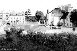 Huntingdon, Old Bridge Hotel c.1965