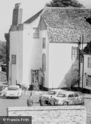 Old Bridge Hotel c.1965, Huntingdon