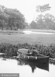 Huntingdon, On The River Ouse 1907