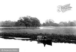 Huntingdon, River Ouse 1907