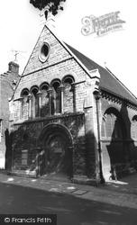 Huntingdon, The Old Grammar School c.1960