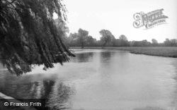 The River c.1955, Huntingdon