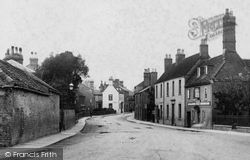 The Rose And Crown, North End 1906, Huntingdon