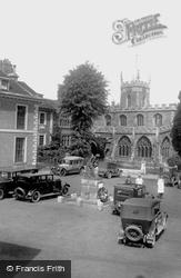 The War Memorial 1929, Huntingdon